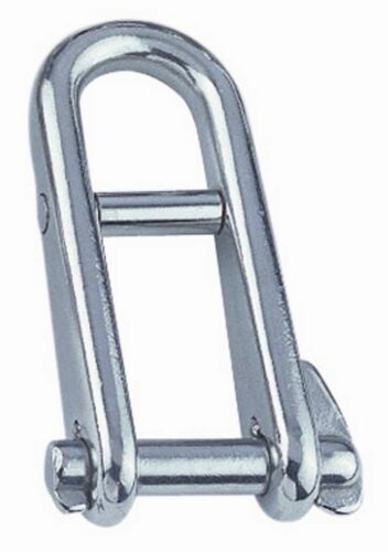 Stainless Steel Shackle Connector M4 M5 M6 M8 M10 M12 M16 Rope Chain Stainless A4 Trellis