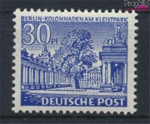 Berlin-West-51-postfrisch-1949-Berliner-Bauten-9223644