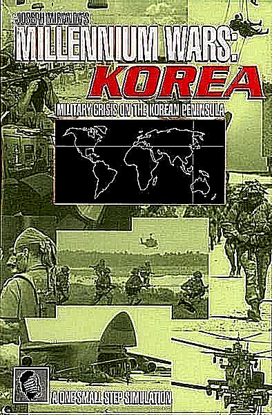 Millennium Wars Korea One Small Step Box NM Unpunched 2003