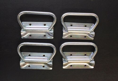 Carey Tool Box Chest Trunk Road Case Replacement Handle Hardware New 4-Pack