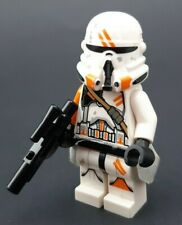 from 75036 LEGO Star Wars 212th Clone Trooper Minifigure Phase 2 NEW Utapau