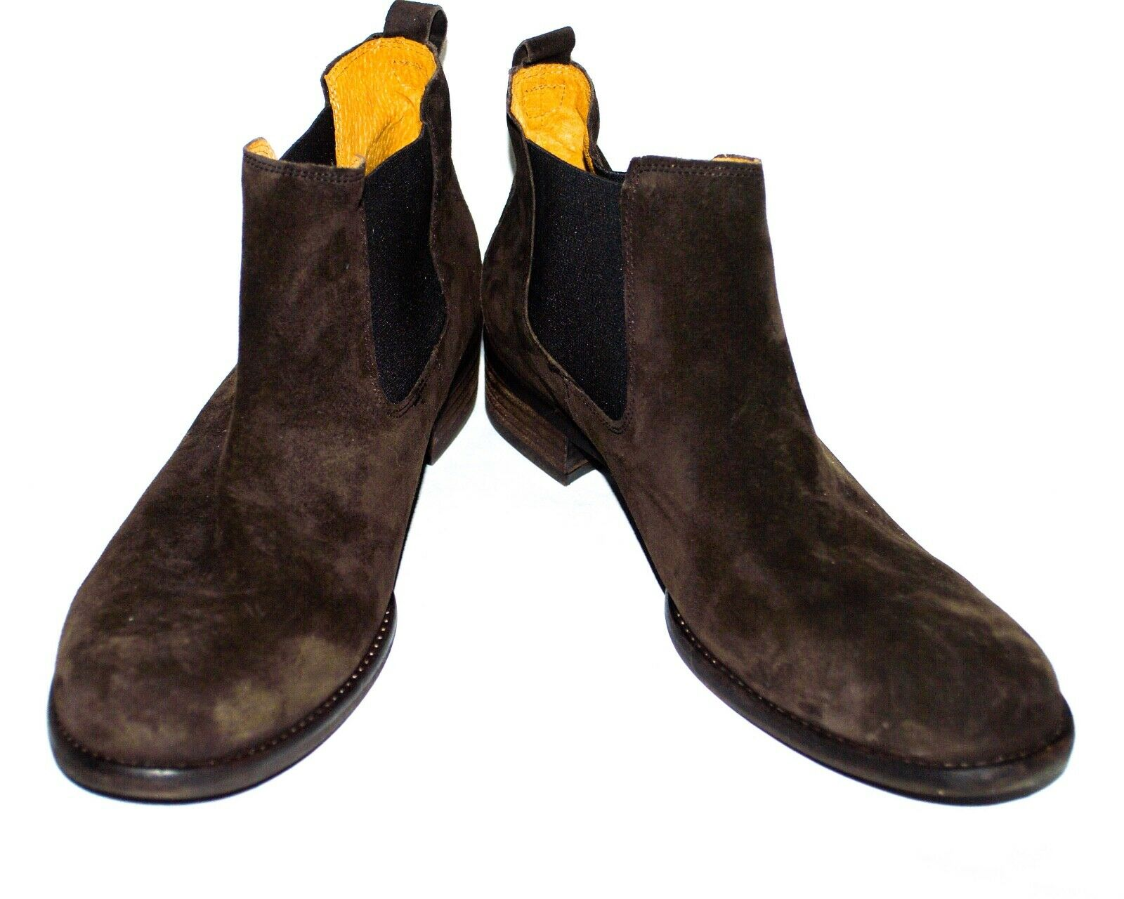 Gabor Zodiac Suede Chelsea 91.640 Brown Boots. US Size 8.5, UK 6.5, Eur 39.5