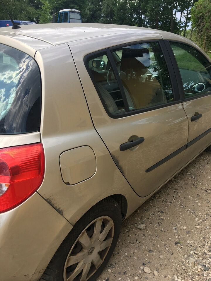 Renault Clio III, 1,5 dCi 85 Dynamique BeatUp, Diesel