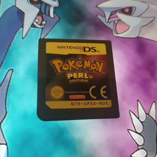 Pokemon: Pearl Version (DS, 2007) (German just the Cartridge)