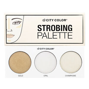 City-Color-Face-Strobing-Palette-3-Color-Highlighter-Gold-Opal-Champagne