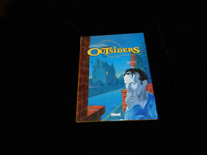 Miniac-River-Outsiders-3-the-Revenge-Of-Ronald-Blank-Eo-Glenat-DL-09-2000