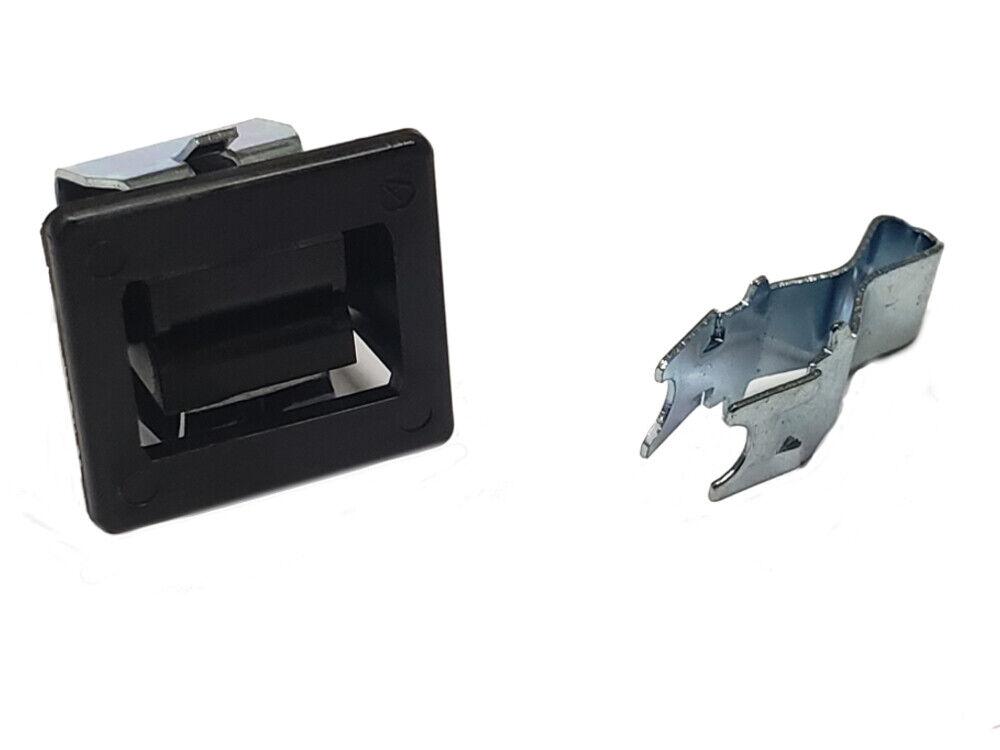 10 Pack Maytag Amana Jenn-Air Dryer Door Catch Strike Latch Kit 306436
