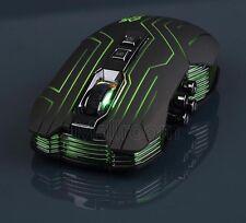 Professional 9D 3200DPI Optisch 2.4G Wireless Gamer Maus DotA Laptop PC Funkmaus