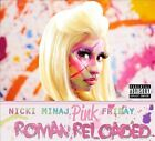 Pink Friday: Roman Reloaded [PA] by Nicki Minaj (CD, 2012, Universal Republic)