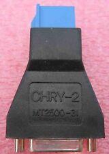 Snap On Scanner Mt2500 Mtg2500 Solus Ethos Modis Verus Chry 2 Adapter Mt2500 31