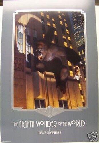 King Kong Thomas Blackshear Eighth Wonder of the World