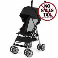 Kolcraft Cloud Umbrella Stroller Single Baby Seat W/3 Point Safety Harness Black