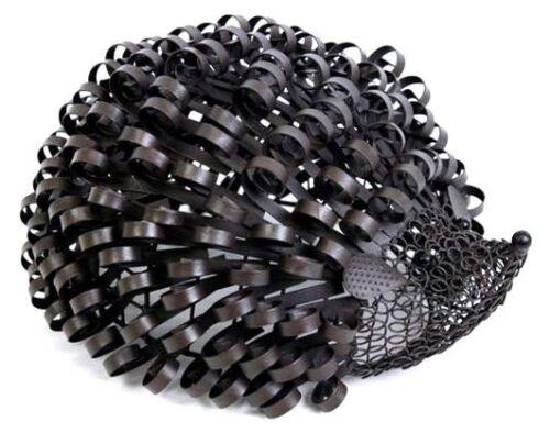 Metal Hérisson Ornement ~ décoratif métal Hérisson