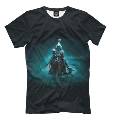 Dota tee shirt Phantom Assassin art image HD printed game clothing dota2