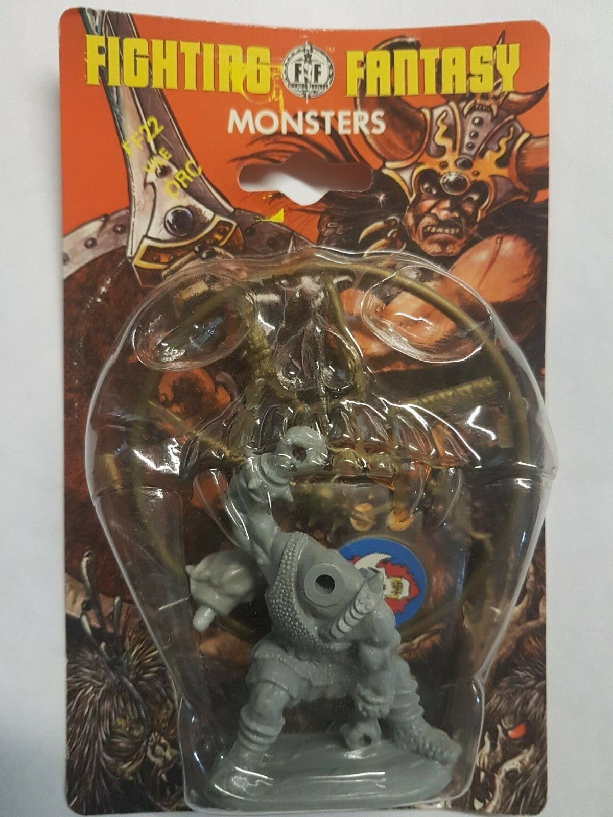 FF22 viles orcos-Lucha Fantasía Monstruos-Games Workshop-Sellado