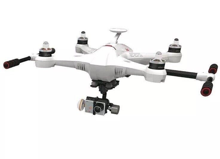 WALKERA  Scout x4 devo f12e g3d Iguarda Ground Station Copter DRONE MULTICOPTER  vendendo bene in tutto il mondo