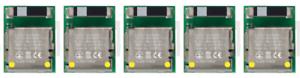 En el módulo de mando esclavo ble Nordic nRF52832 BT5.1 raytac mdbt 42V-AT Bluetooth