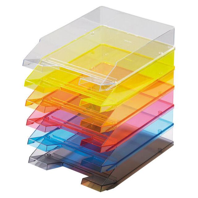 10 Briefkorb Ablage Briefablage Ablagekorb Briefkörbe Ablagesysteme schwarz HAN