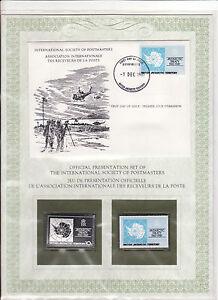 enveloppe-timbre-neuf-et-argent-association-receveurs-de-la-poste-Antarctic
