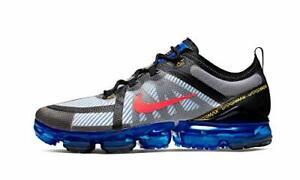 Nike-Men-039-s-Air-Vapormax-2019-Black-Blue-Grey-Sz-11-AR6631-008-Running-Shoe