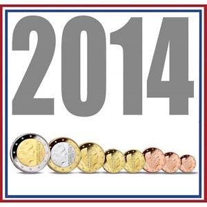 Holanda Serie Completa Euros 2014 - Paises Bajos Tira Euros 8 Valores 2014 Eouqggij-08001437-912871160