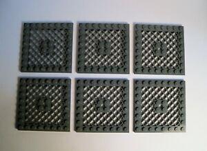 1 x sistema LEGO placa redonda azul 8x8 loseta placa set puerta giratoria 3182 40048 6177