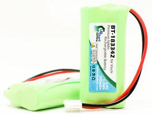 2x-Replacement-Battery-for-VTech-DS6151-CS6429-CS6114-DS6521-2-Cordless-Phone