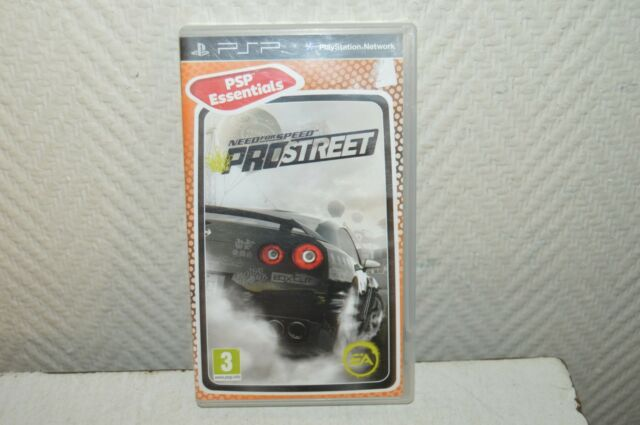 JEU PSP SONY NEED FOR SPEED PRO STREET EA SPORT PLAYS STATION SONY