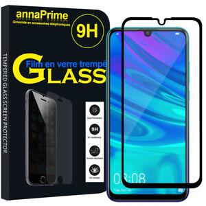 Vitre-Film-Verre-Trempe-Protecteur-d-039-ecran-Huawei-P-Smart-2019-6-21-034-POT-LX3