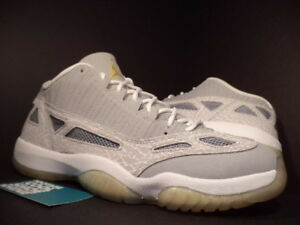 quality design 087eb 1283d Image is loading 07-Nike-Air-Jordan-XI-11-Retro-Low-
