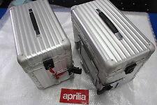 APRILIA ETV 1000 CAPONORD RALLY ALLUMINIO VALIGIA BAULE LATERALE Re + Li #r1060