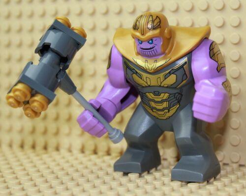 LEGO ® MARVEL SUPER HEROESGROSSFIGUR THANOS AUS SET 76131NEUSH576