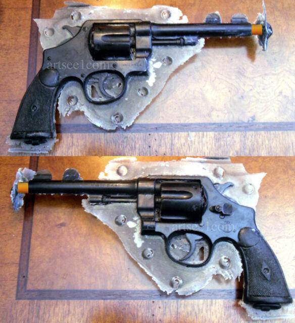 Indiana Jones Prop Gun Pistol Revolver Raiders Of The Lost Ark Paintable Kit