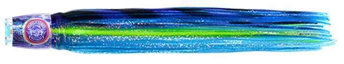 13  Pakula  Piñón Jet-Paua. púrpuraa.  1 azul Marlin Señuelo Currican. nuevo  tienda en linea
