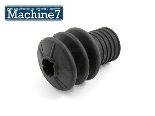 Clásico VW T2 Camper Caja de Cambios Gear Shift Ojal de cono nariz Bus de sello de goma 59-72