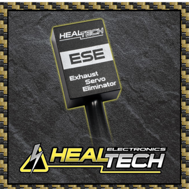 Healtech Electrónico Escape Potencia Eliminator ESE-K01 - Kawasaki H2 Ninja