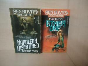 BEN-BOVA-039-S-DISCOVERIES-2-BOOKS-NAPOLEON-DISENTIMED-ETHER-ORE