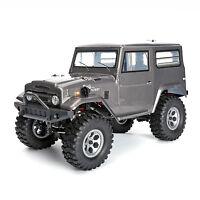 Rc Racing Car Rock Crawler 1/10 Scale Remote Control Buggy Kit