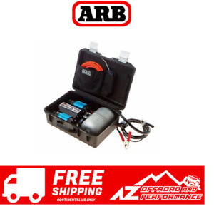 ARB CKMTP12 Twin High Performance 12V Portable Air Compressor