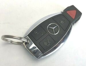 2015-Mercedes-E350-4-Button-Remote-Key-Fob-OEM