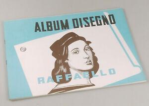 PRL-ALBUM-DISEGNO-STILE-RUVIDO-20-FOGLI-PAGINE-24x33-cm-RAFFAELLO-DESSIN-DIBUJO