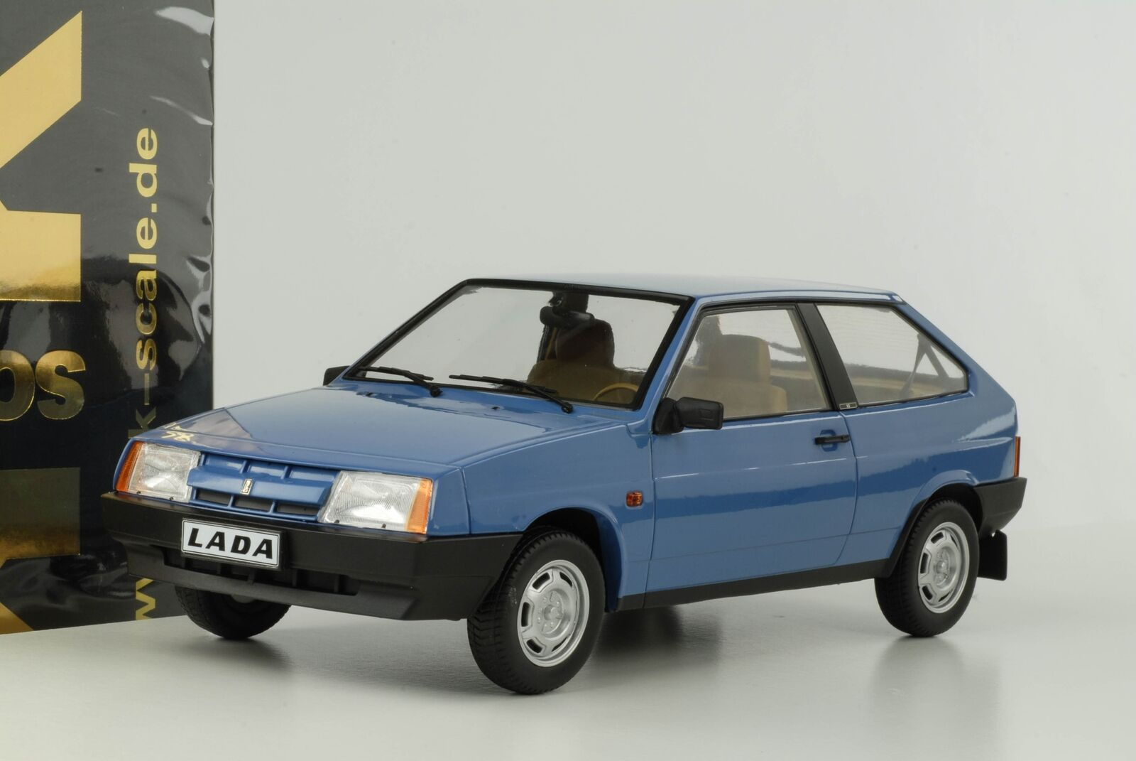 Lada Samara VAZ 1984 blue 1 18 18 18 KK diecast N af6e82