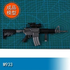 Easy Model Rifle m933 m-933 Weapons Stand 1:3 Finished Model NEW OVP Tipp