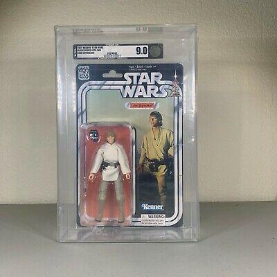 2017 Star Wars Black Series 40th Anniversary Vintage Obi Wan Kenobi AFA 9.0