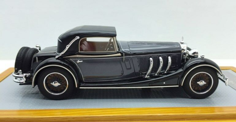 Te Te Te  er un voeu Mercedes-Benz 710ss 1932 Cabriolet ouvert blanc 1:43 43084 Ilario | Soldes  | De Qualité  2a4bd0