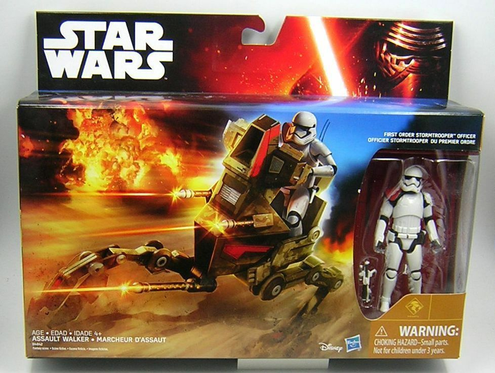 Star wars force weckt tfa angriff walker entertainment erde exklusive mib