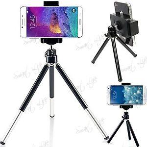 Giratorio-Mini-Tripode-Soporte-para-Camara-Telefono-Movil-Iphone-Samsung-Sony