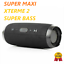 miniatura 2 - CASSA BLUETOOTH PORTATILE USB MP3 SPEAKER SMARTPHONE MUSICA VIVAVOCE 40 W RMS