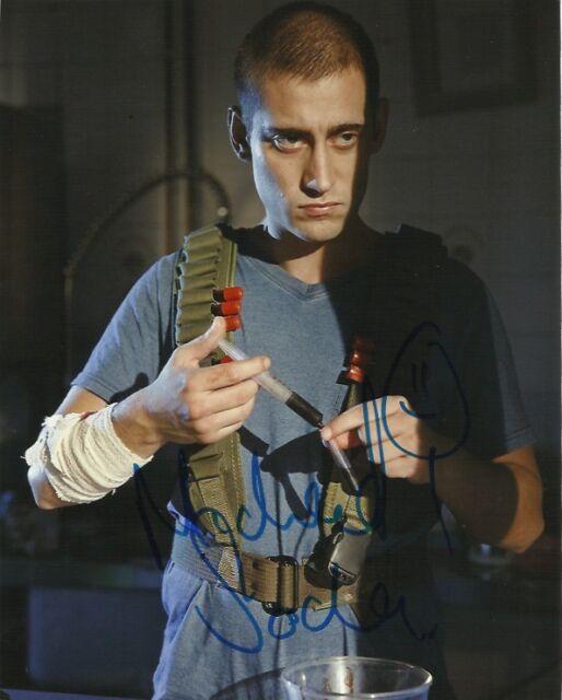 Michael Socha Being Human Autographed Signed 8x10 Photo COA