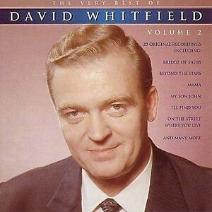 THE-VERY-BEST-OF-DAVID-WHITFIELD-VOLUME-2-NEW-AND-SEALED-CD-FREE-POST-IN-UK